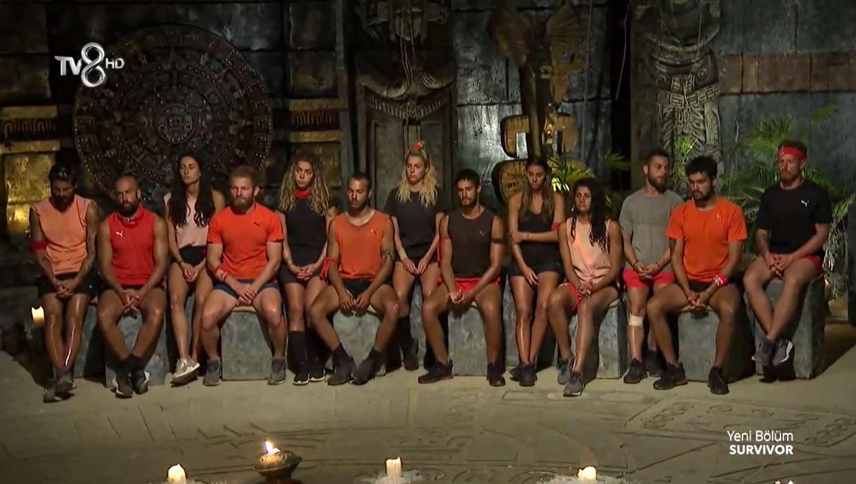 Survivor 2021 iletişim oyununu hangi takım kazandı? | Survivor kim elendi? 23 Şubat Salı