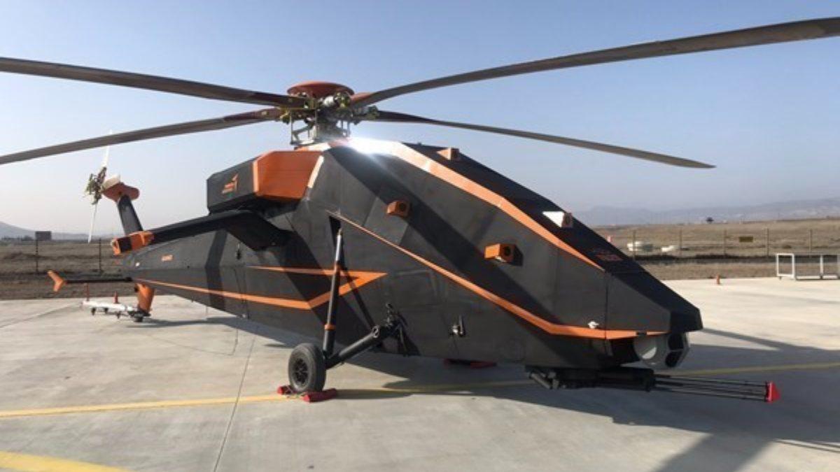 T629 helikopter özellikleri neler? T629 insansız elektrikli helikopter nedir?