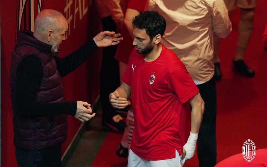 Milan - Kızılyıldız maç özeti izle 1-1!