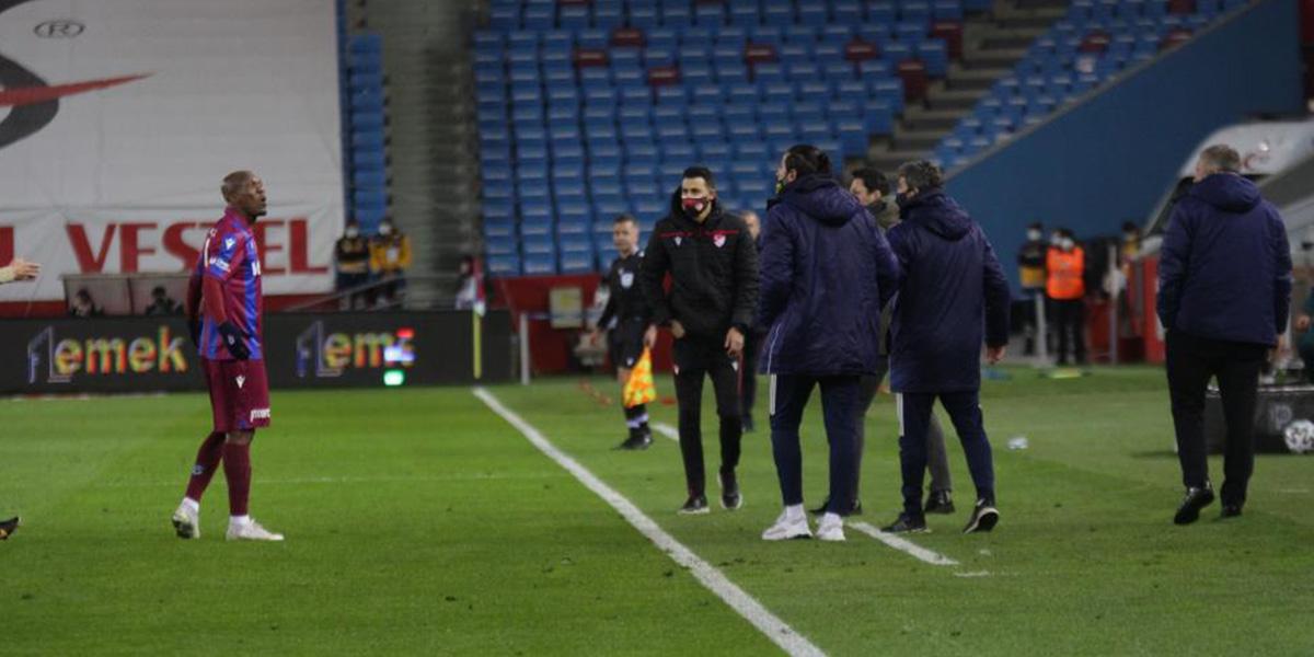 Trabzonspor 0 - 1 Fenerbahçe | MAÇ SONUCU