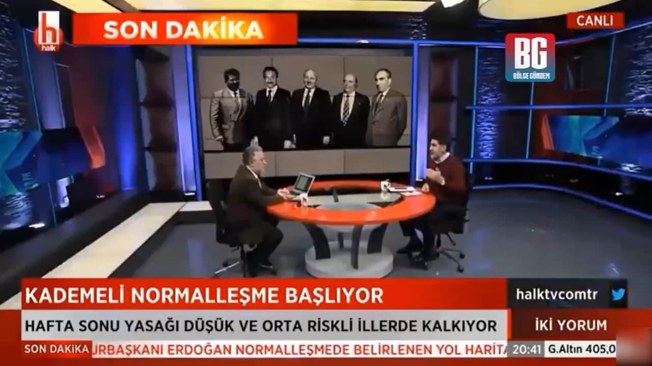 Levent Gültekin'in Alpaslan Türkeş yorumu MHP'lilerin tepkisi çekti!