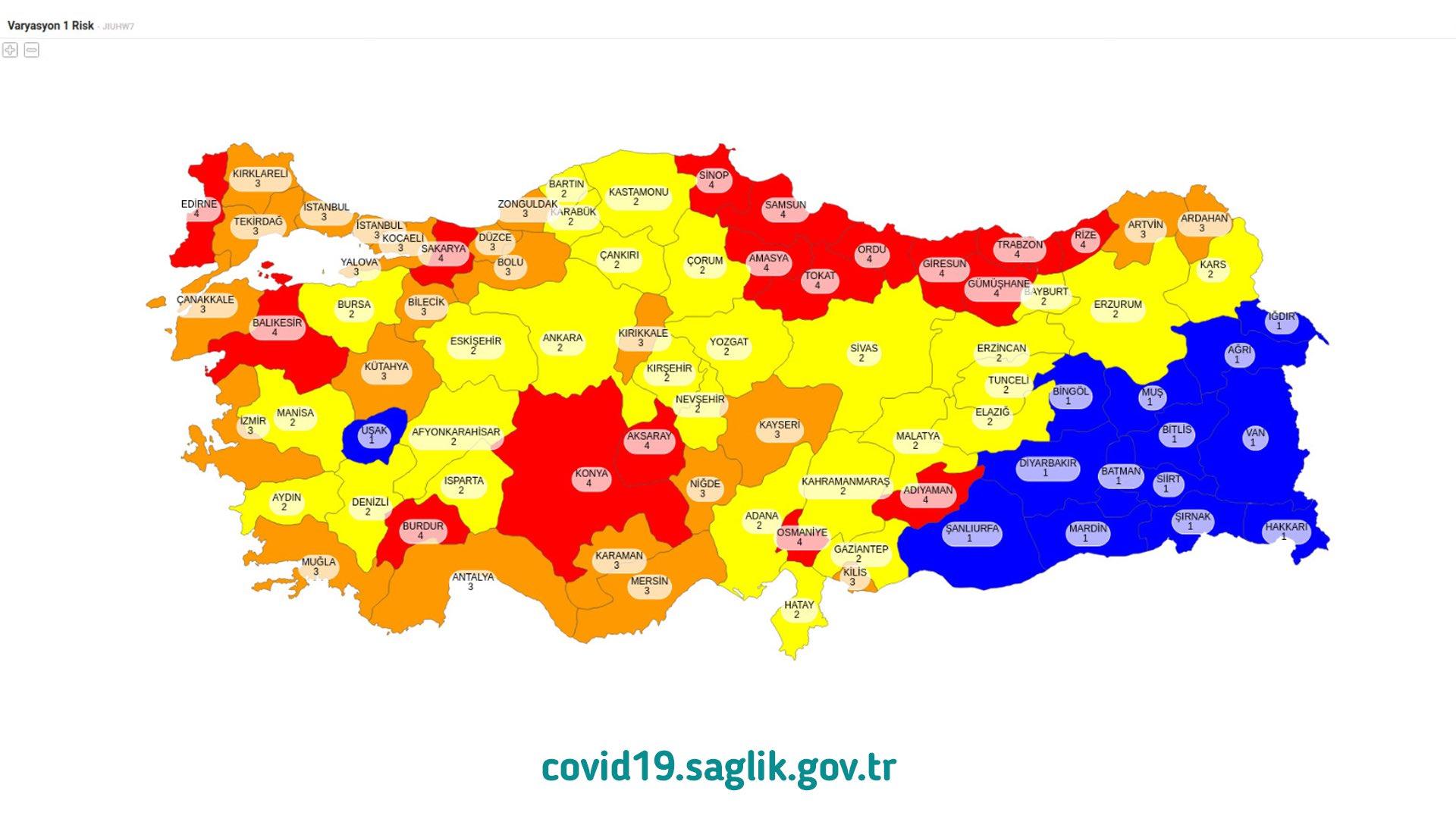 Edirne'de korkutan vaka artışı! İlçedeki oyun parkları ve spor alanları kapatıldı