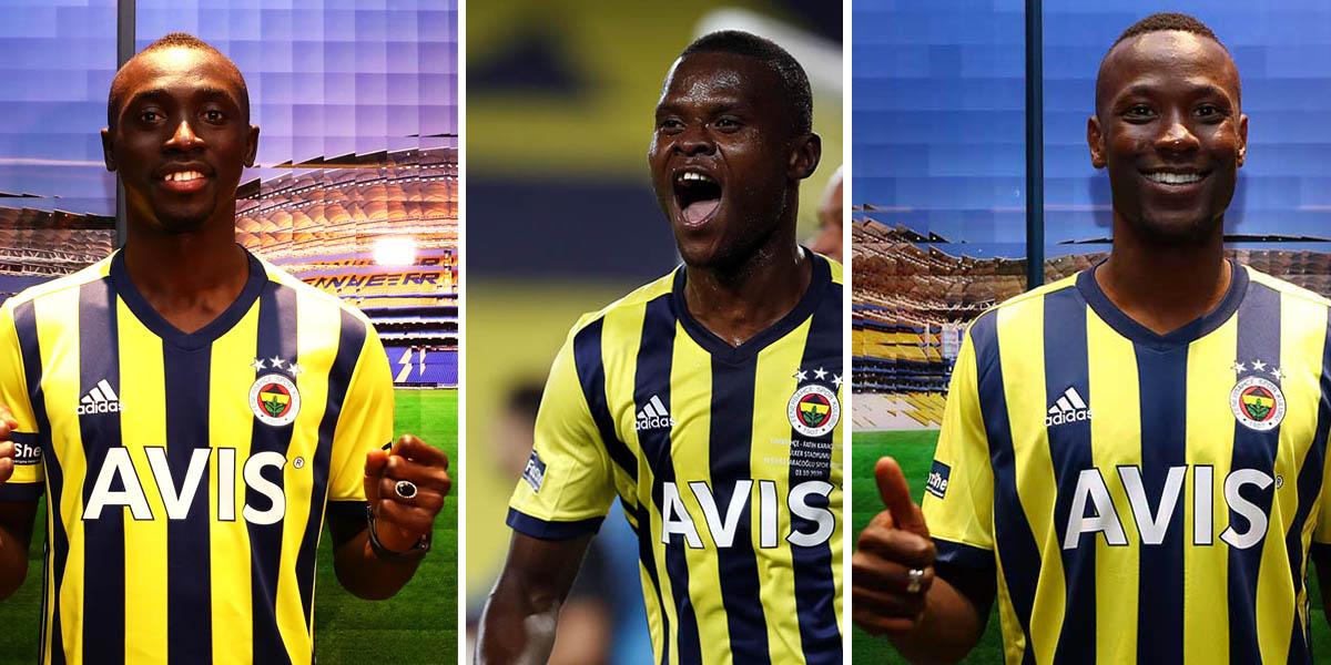 Fenerbahçe'nin forvetleri Samatta, Thiam ve Cisse beklentilerin uzağında kaldı
