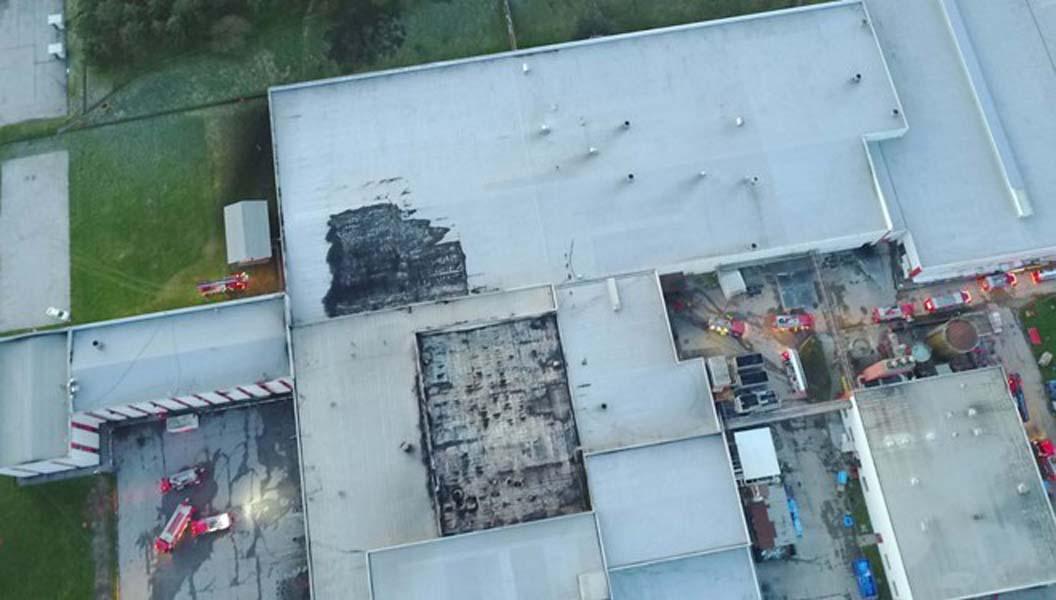 Tuzla'da et üretim fabrikasındaki yangında 2 kişinin yanmış cesedine ulaşıldı