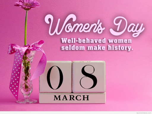 8 Mart Dünya Kadınlar Günü sözleri