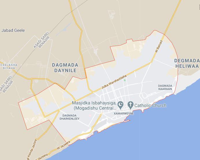 Mogadişu nerede? | Mogadişu ne demek? | Mogadişu haritadaki yeri