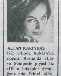 Altan Karındaş Kimdir? Kaç yaşında ve neden öldü? Hangi dizi ve film projelerinde yer aldı?