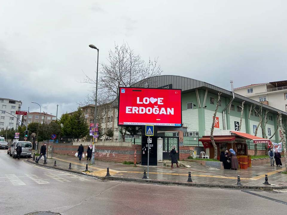 Pendik Belediye Başkanı Ahmet Cin'den Love Erdoğan paylaşımı