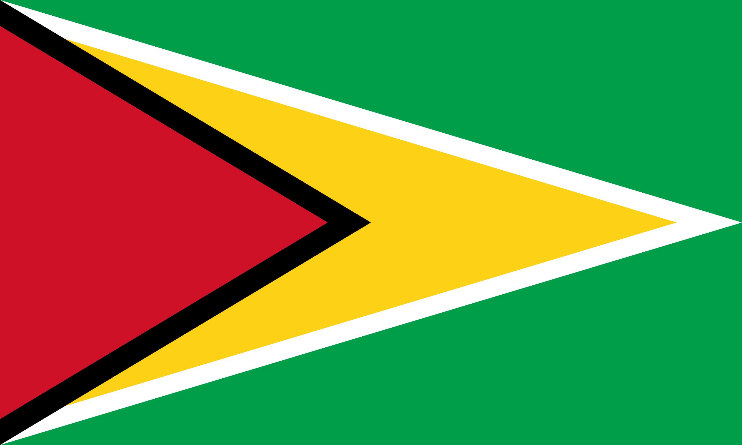 Guyana'nın Başkenti ve Para Birimi Nedir? Guyana'nın Bayrağı Nasıldır?