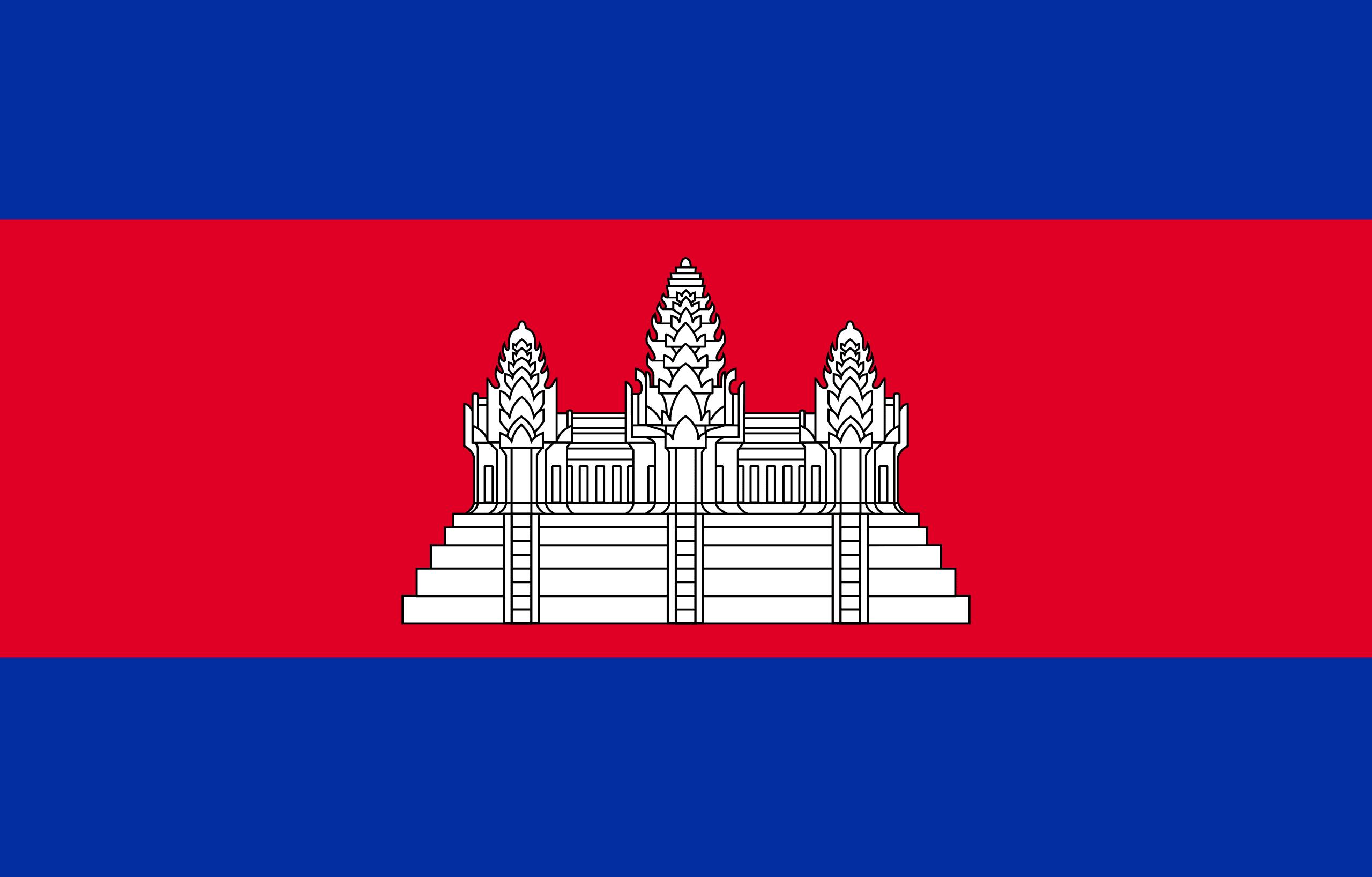 Kamboçya'nın Başkenti ve Para Birimi Nedir? Kamboçya'nın Bayrağı Nasıldır?