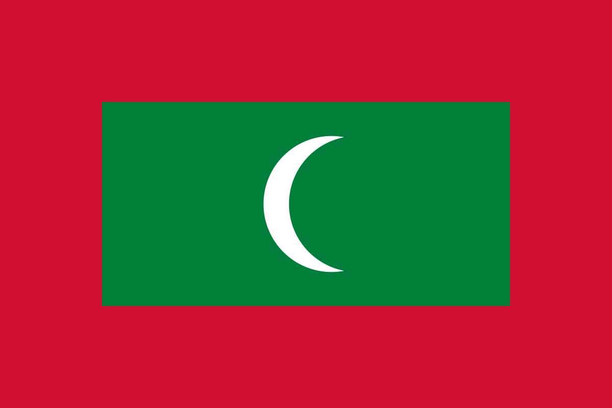 Maldivler'in Başkenti ve Para Birimi Nedir? Maldivler'in Bayrağı Nasıldır?