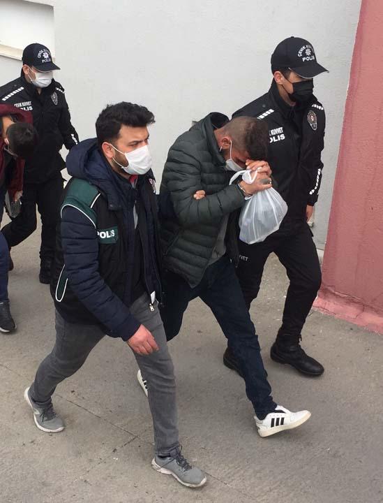 Acil serviste torbacılık yapan adam tutuklandı