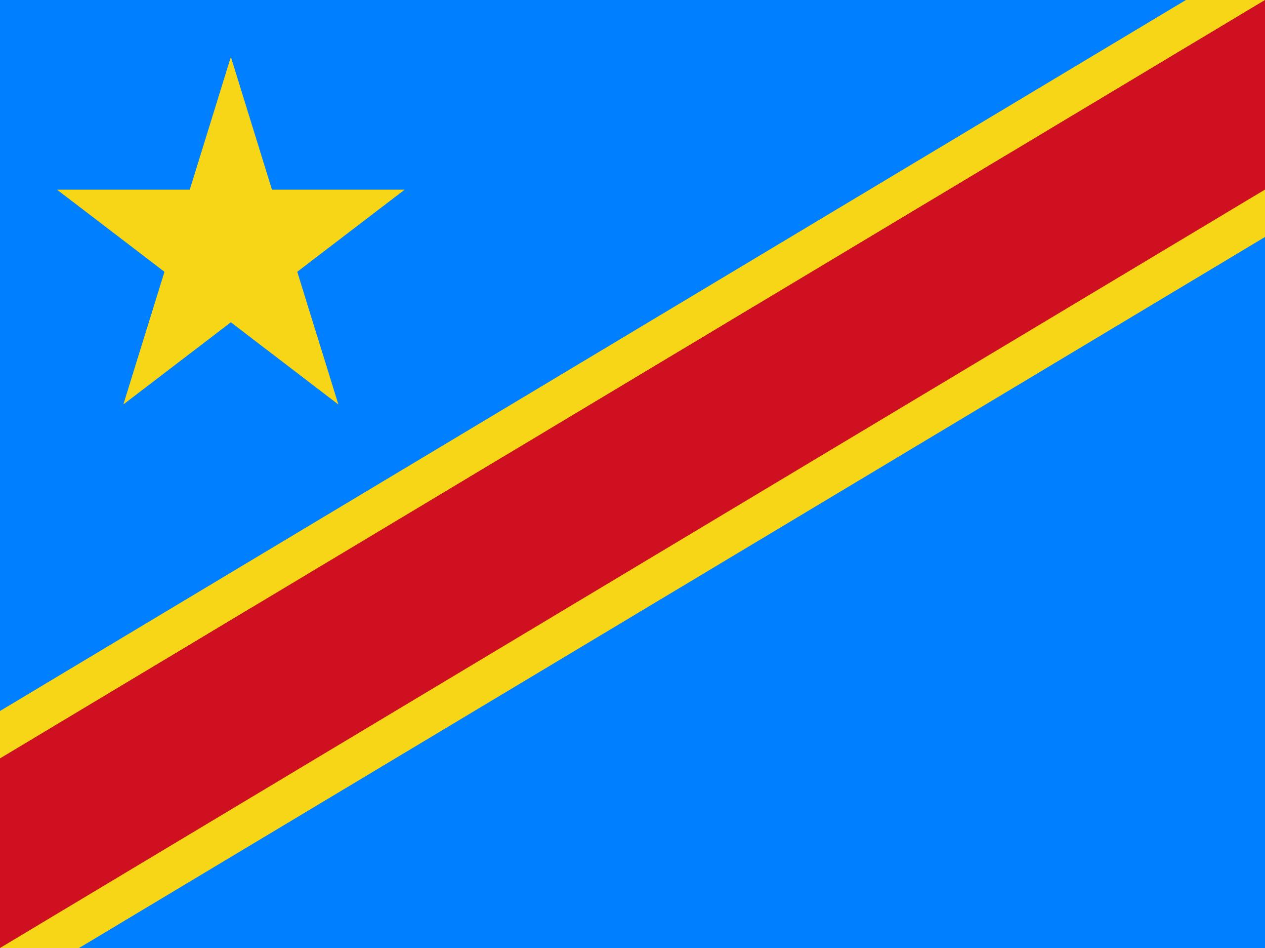 Kongo Demokratik Cumhuriyeti'nin Başkenti ve Para Birimi Nedir? Kongo Demokratik Cumhuriyeti'nin Bayrağı Nasıldır?