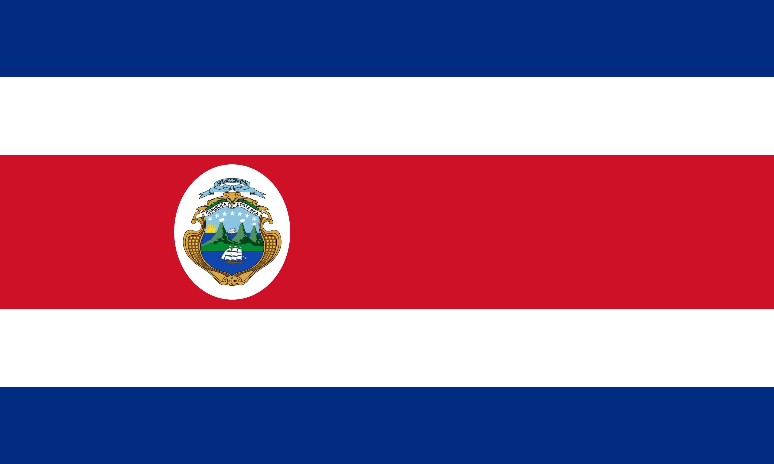 Kosta Rika'nın Başkenti ve Para Birimi Nedir? Kosta Rika'nın Bayrağı Nasıldır?