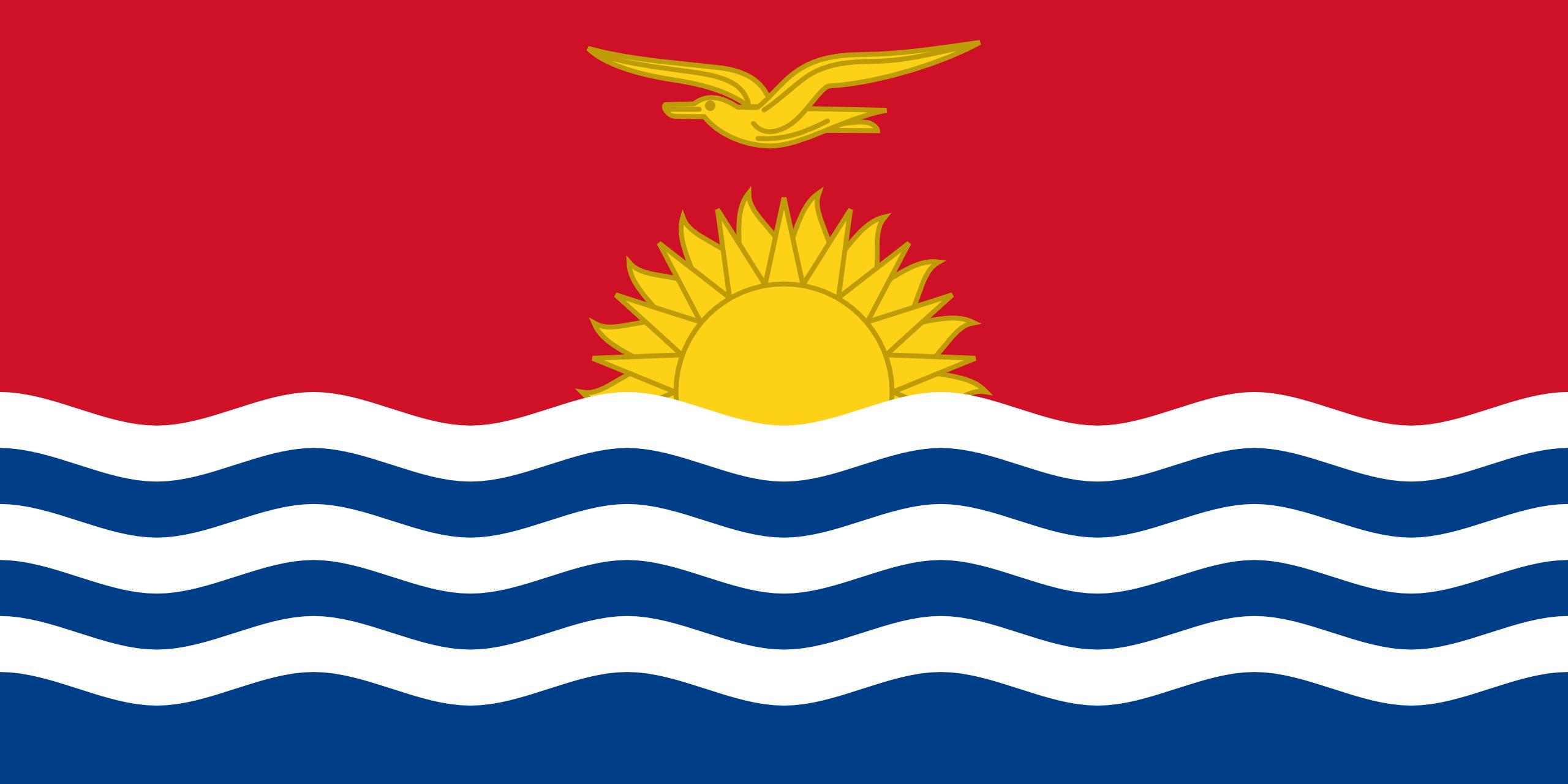 Kiribati'nın Başkenti ve Para Birimi Nedir? Kiribati'nın Bayrağı Nasıldır?