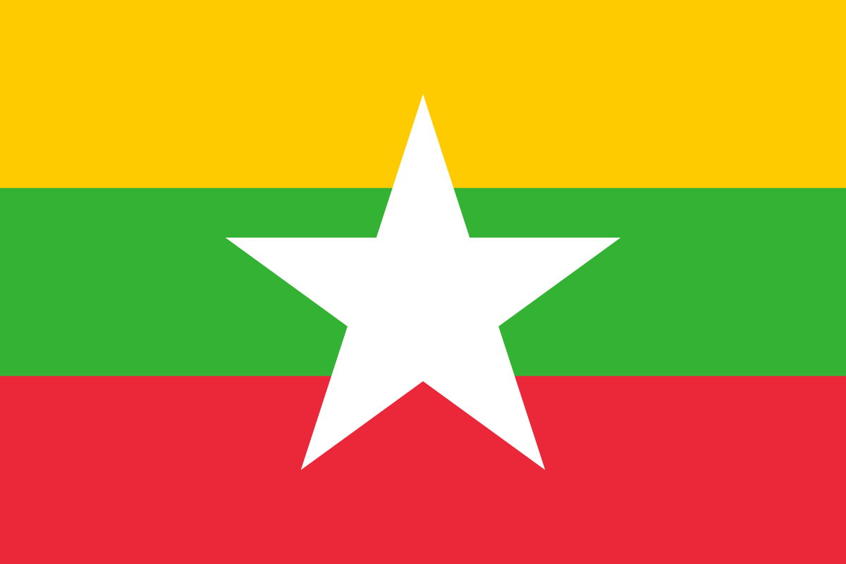 Myanmar (Burma)'nın Başkenti ve Para Birimi Nedir? Myanmar (Burma)'nın Bayrağı Nasıldır?