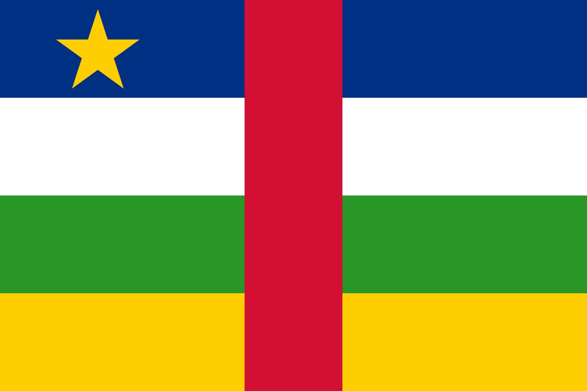 Orta Afrika Cumhuriyeti'nin Başkenti ve Para Birimi Nedir? Orta Afrika Cumhuriyeti'nin Bayrağı Nasıldır?
