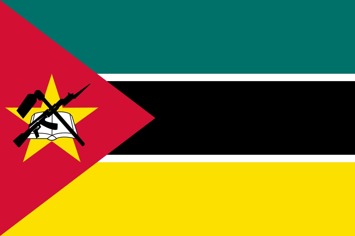 Mozambik'in Başkenti ve Para Birimi Nedir? Mozambik'in Bayrağı Nasıldır?
