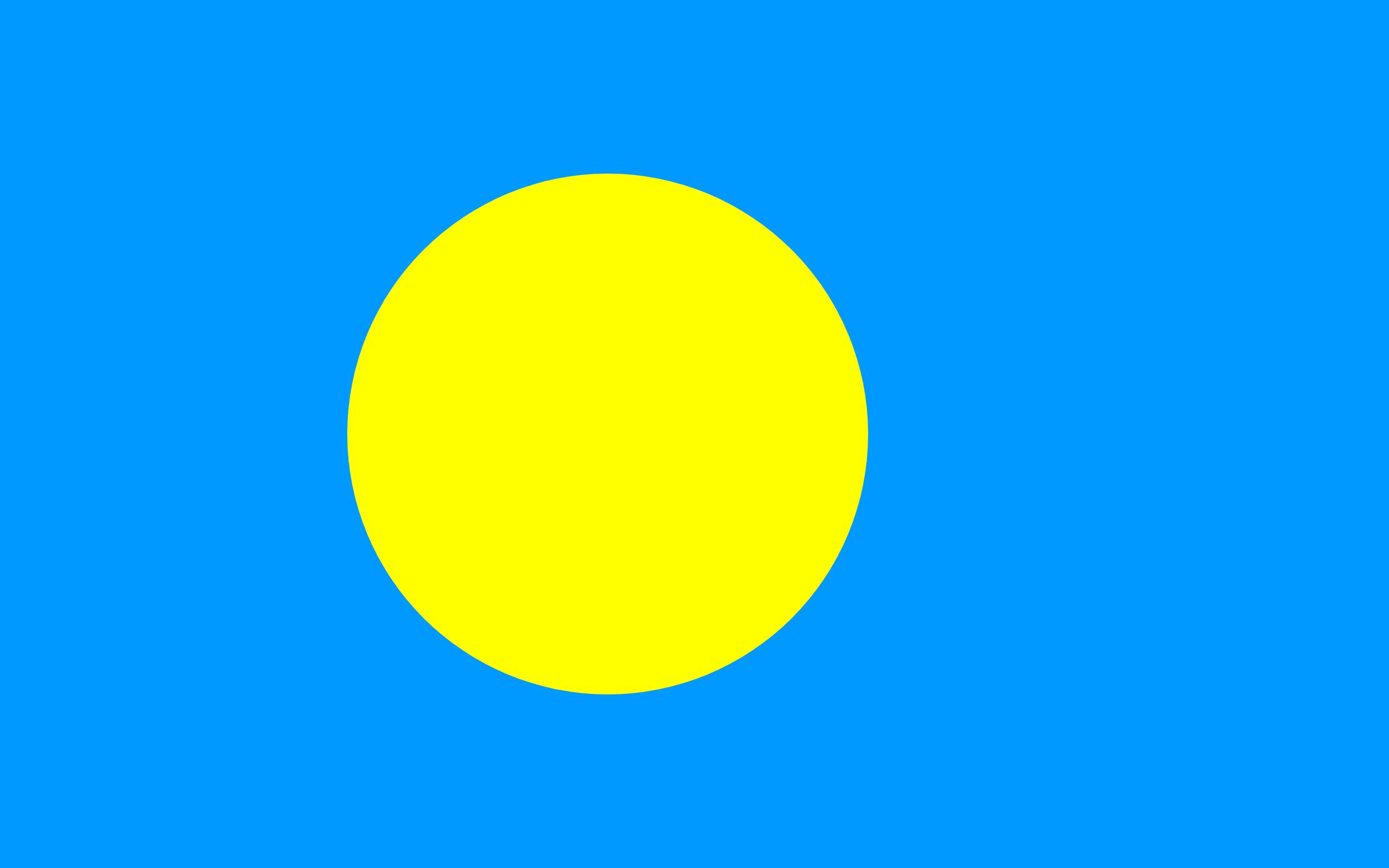 Palau'nun Başkenti ve Para Birimi Nedir? Palau'nun Bayrağı Nasıldır?