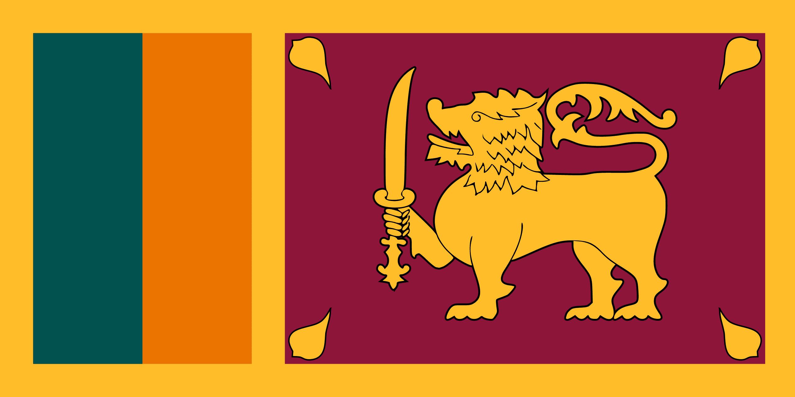 Sri Lanka'nın Başkenti ve Para Birimi Nedir? Sri Lanka'nın Bayrağı Nasıldır?