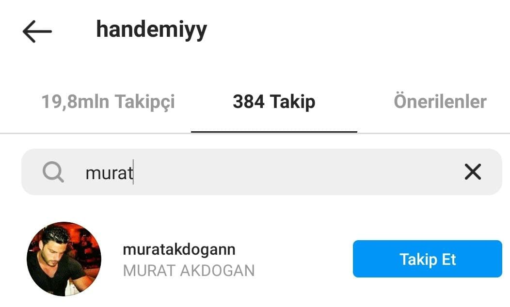 Murat Akdoğan kimdir? Nereli, kaç yaşında? Murat Akdoğan Hande Erçel'in sevgilisi mi?