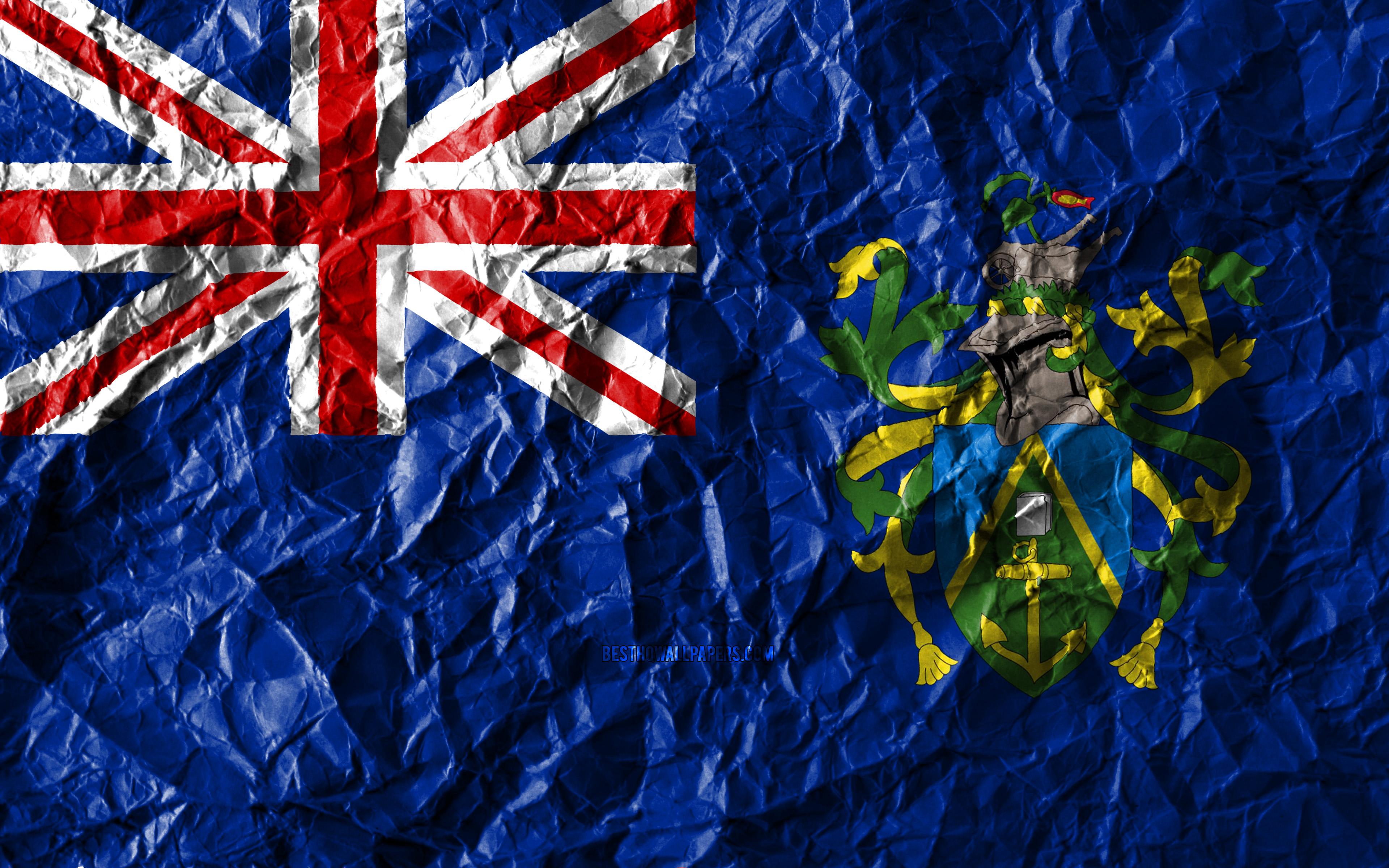 Pitcairn Adaları'nın Başkenti ve Para Birimi Nedir? Pitcairn Adaları'nın Bayrağı Nasıldır?