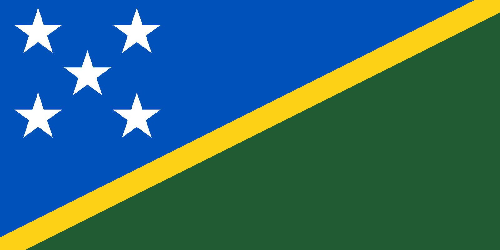 Solomon Adaları'nın Başkenti ve Para Birimi Nedir? Solomon Adaları'nın Bayrağı Nasıldır?