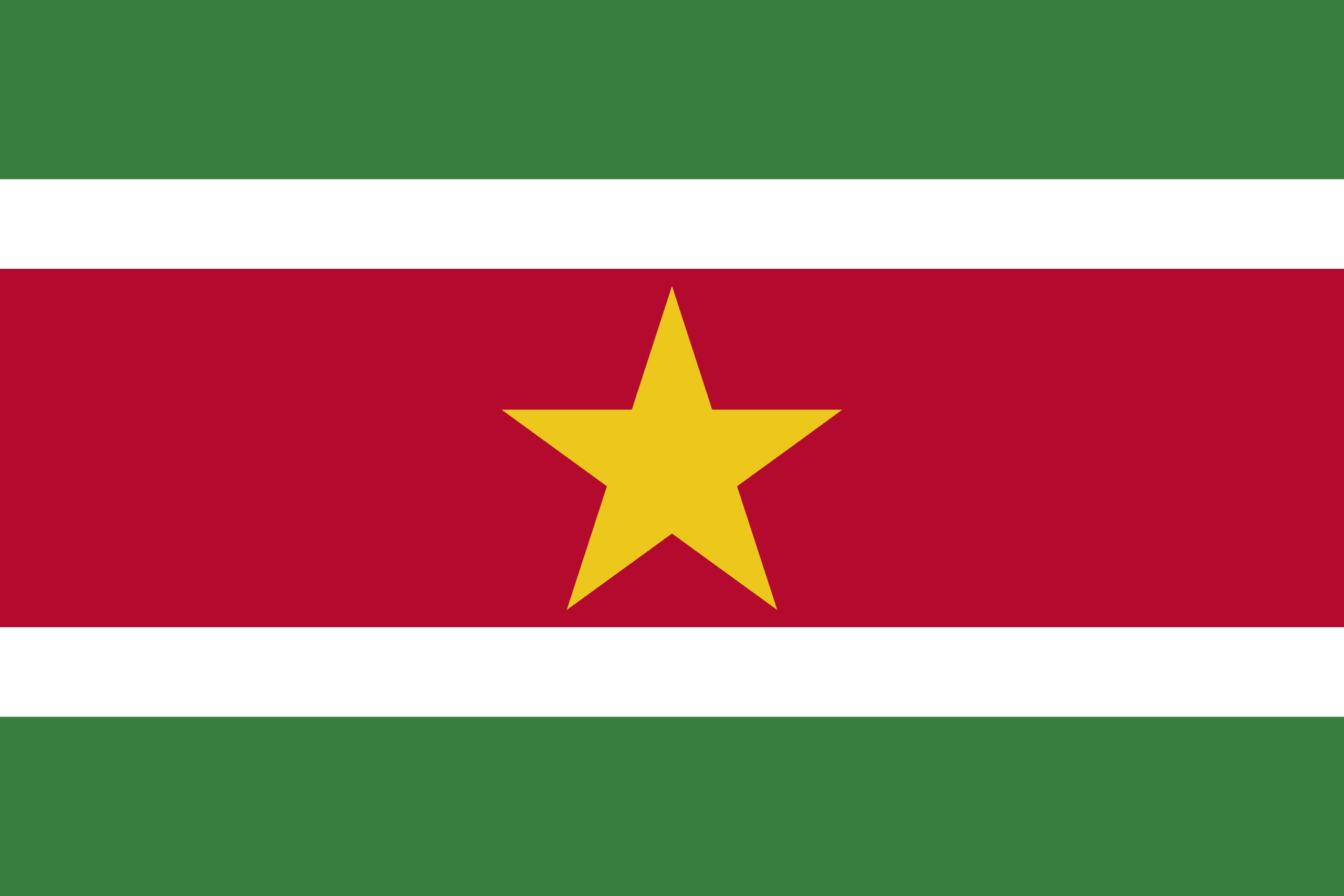 Surinam'ın Başkenti ve Para Birimi Nedir? Surinam'ın Bayrağı Nasıldır?