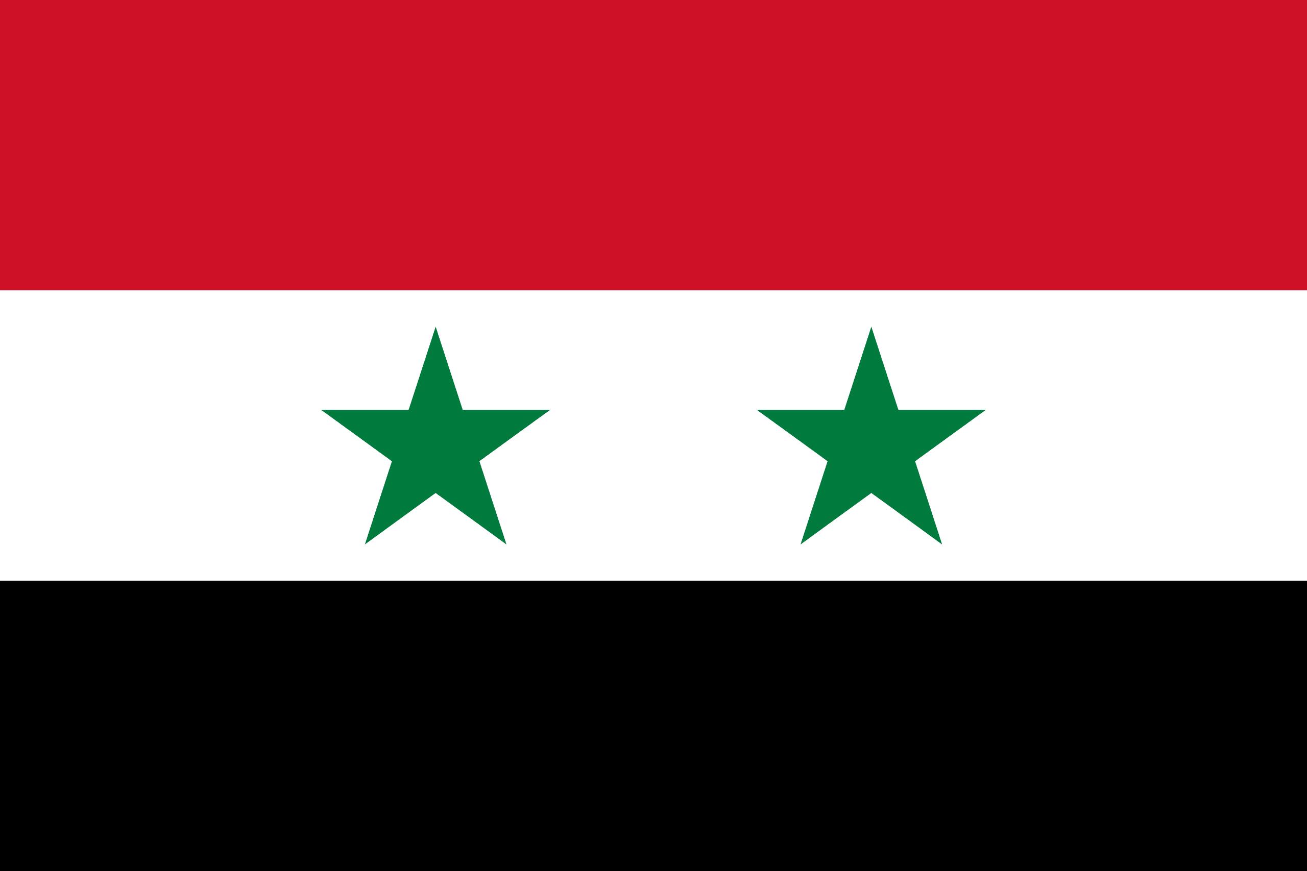 Suriye'nin Başkenti ve Para Birimi Nedir? Suriye'nin Bayrağı Nasıldır?