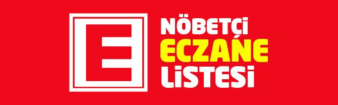 Karamürsel nöbetçi eczaneler listesi 06 Mayıs 2021 Perşembe