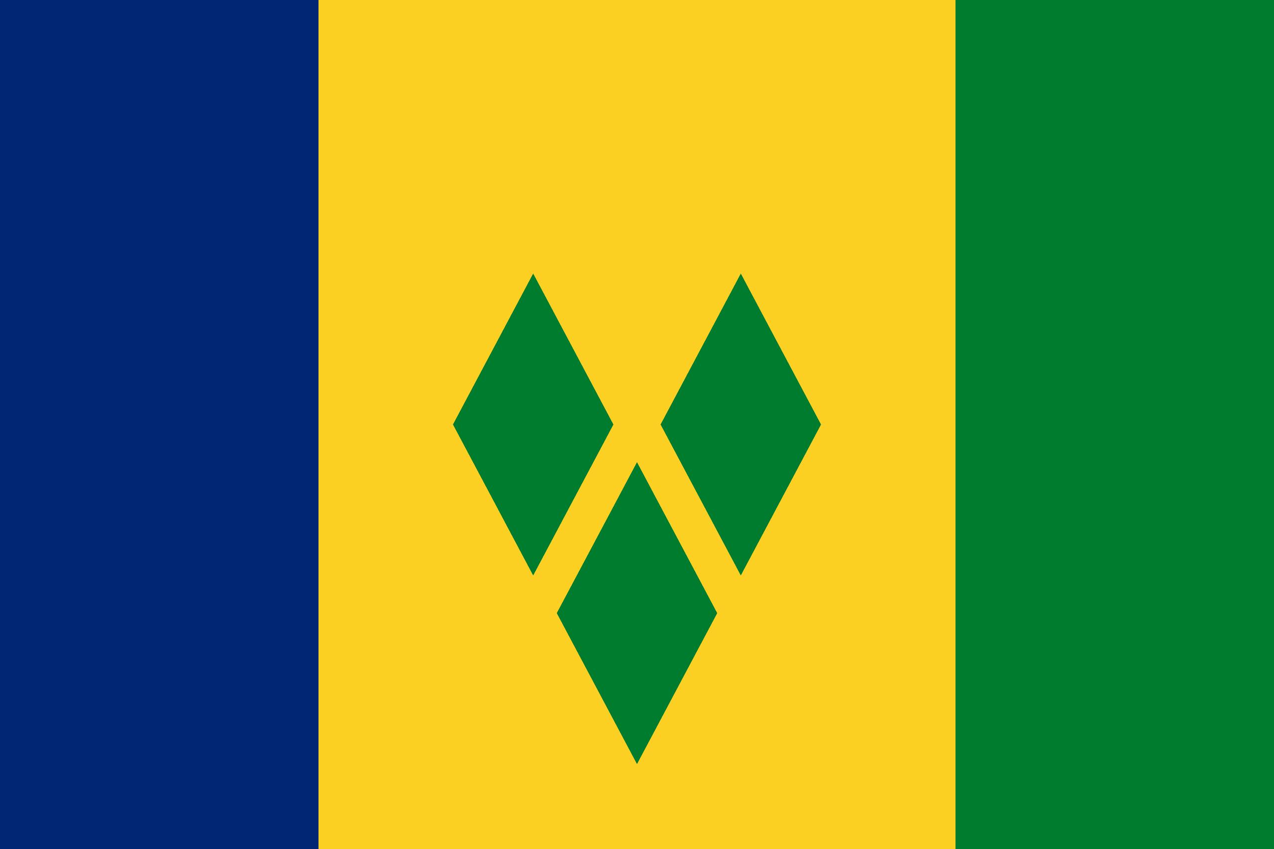Saint Vincent ve Grenadinler'in Başkenti ve Para Birimi Nedir? Saint Vincent ve Grenadinler'in Bayrağı Nasıldır?