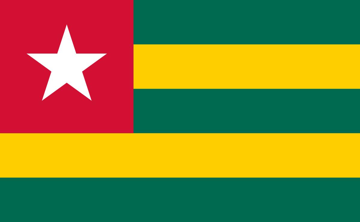 Togo'nun Başkenti ve Para Birimi Nedir? Togo'nun Bayrağı Nasıldır?