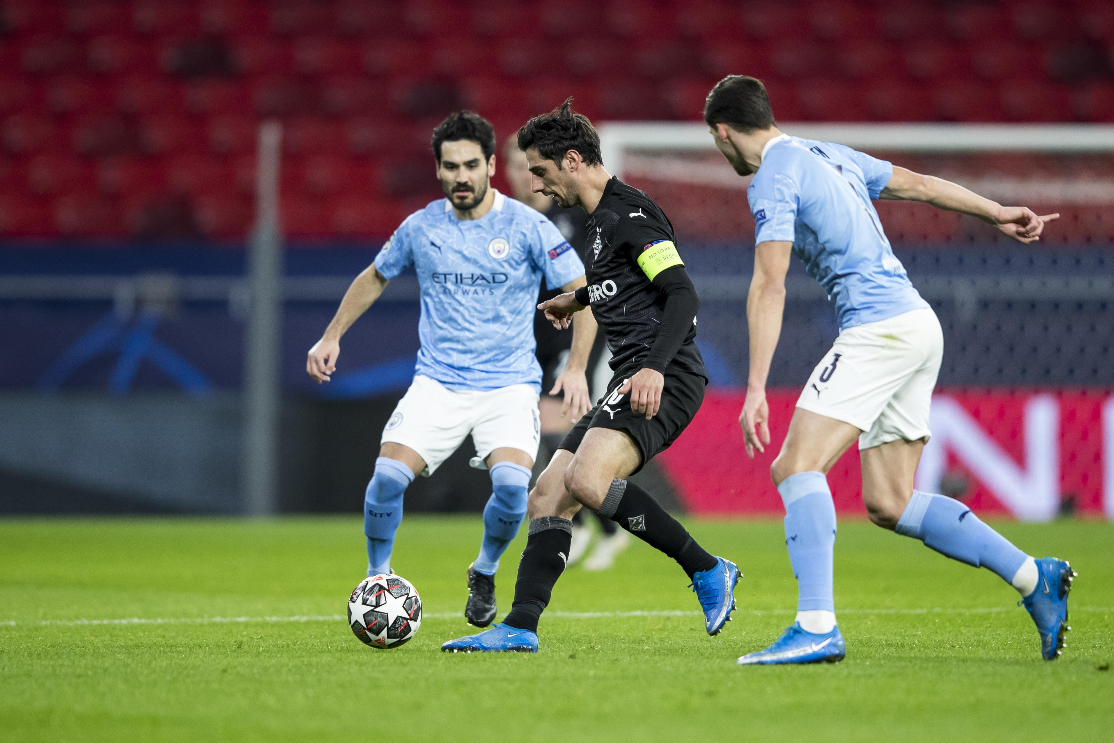 Manchester City- Borussia Monchengladbach maç özeti izle 2-0! İlkay Gündoğan golünü attı