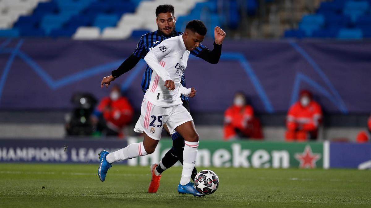 Real Madrid - Atalanta maç özeti izle 3-1! Real Madrid, yıldızlarıyla turladı