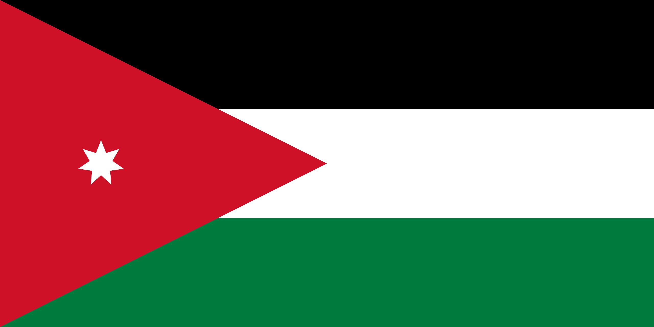 Ürdün'ün Başkenti ve Para Birimi Nedir? Ürdün'ün Bayrağı Nasıldır?