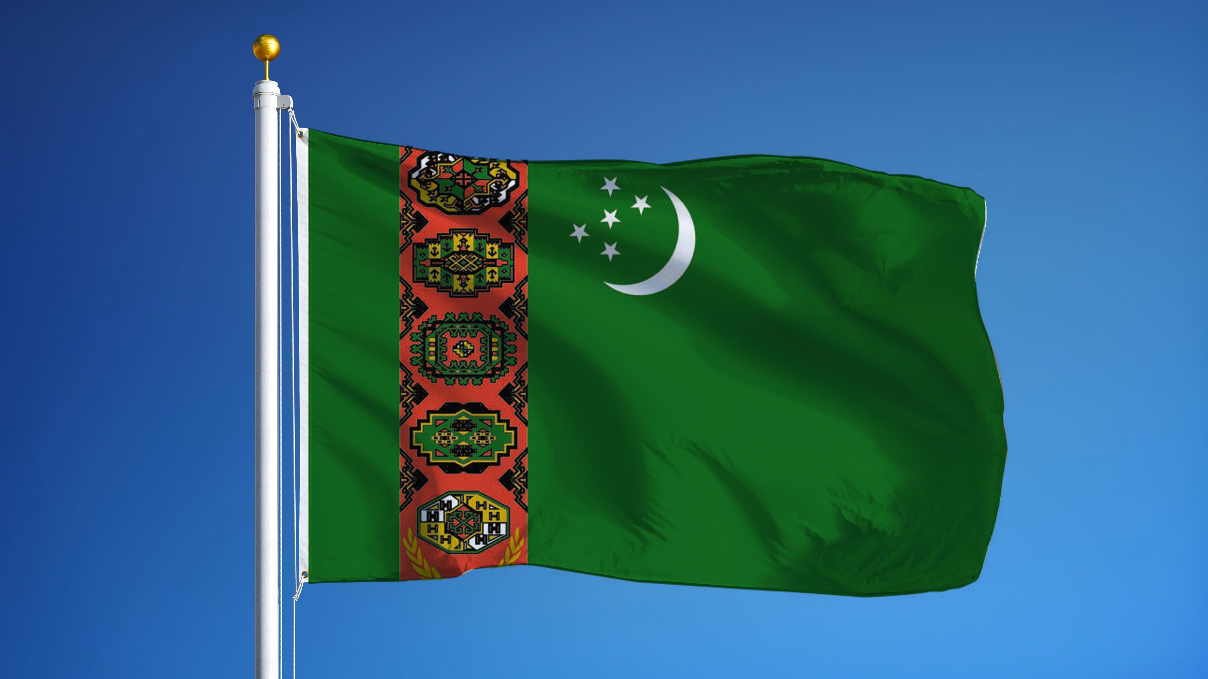 Türkmenistan'ın Başkenti ve Para Birimi Nedir? Türkmenistan'ın Bayrağı Nasıldır?