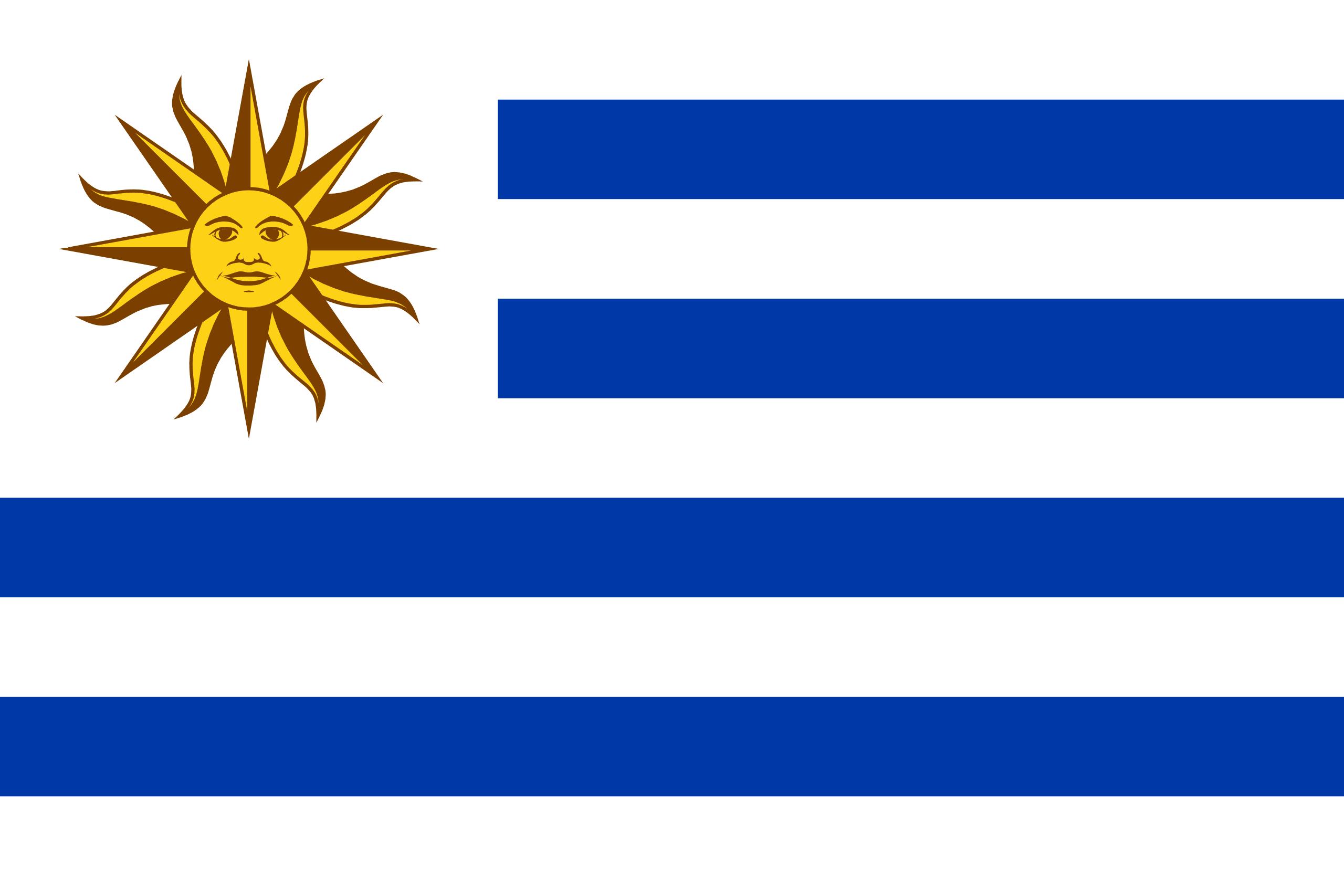 Uruguay'ın Başkenti ve Para Birimi Nedir? Uruguay'ın Bayrağı Nasıldır?