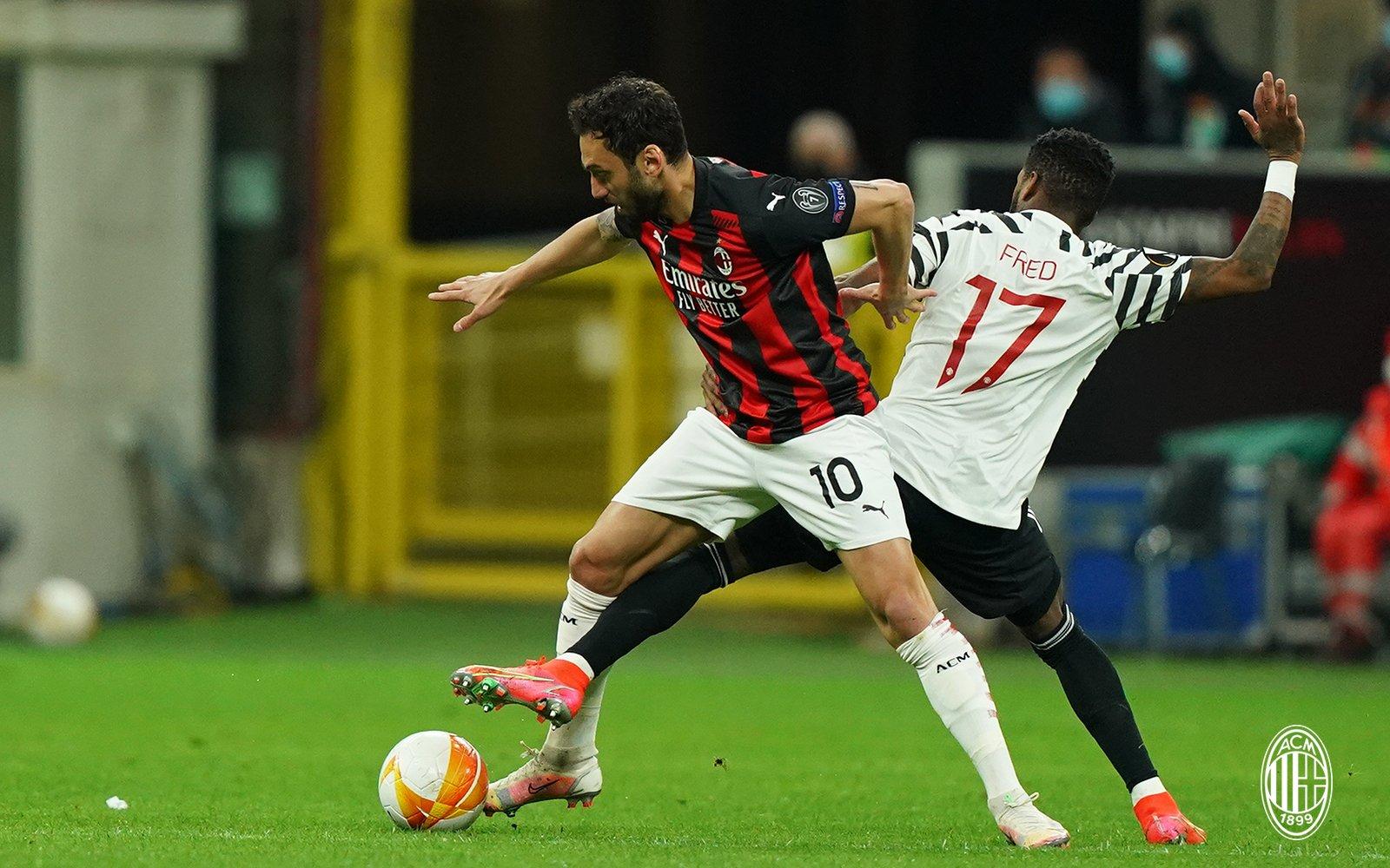 Milan - Manchester United maç özeti izle 0-1! Pogba attı, Manchester United turladı