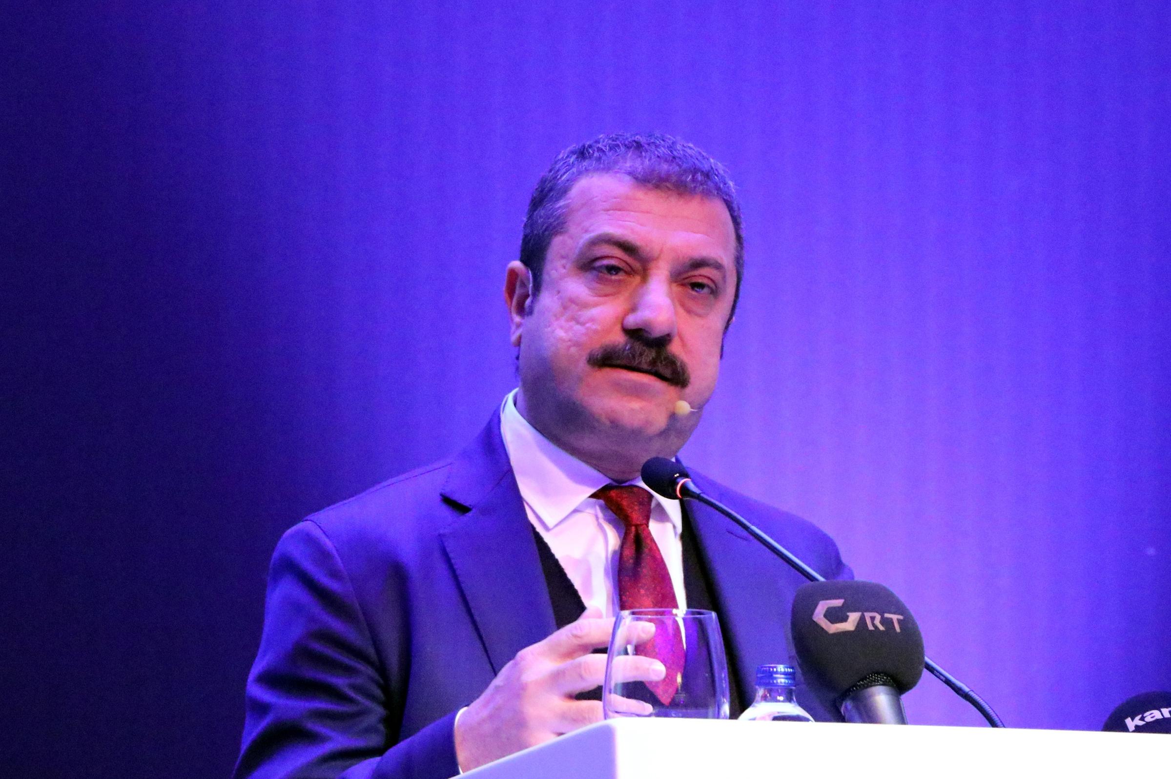 Merkez Bankası'nda görev değişikliği! Naci Ağbal'ın yerine Şahap Kavcıoğlu getirildi