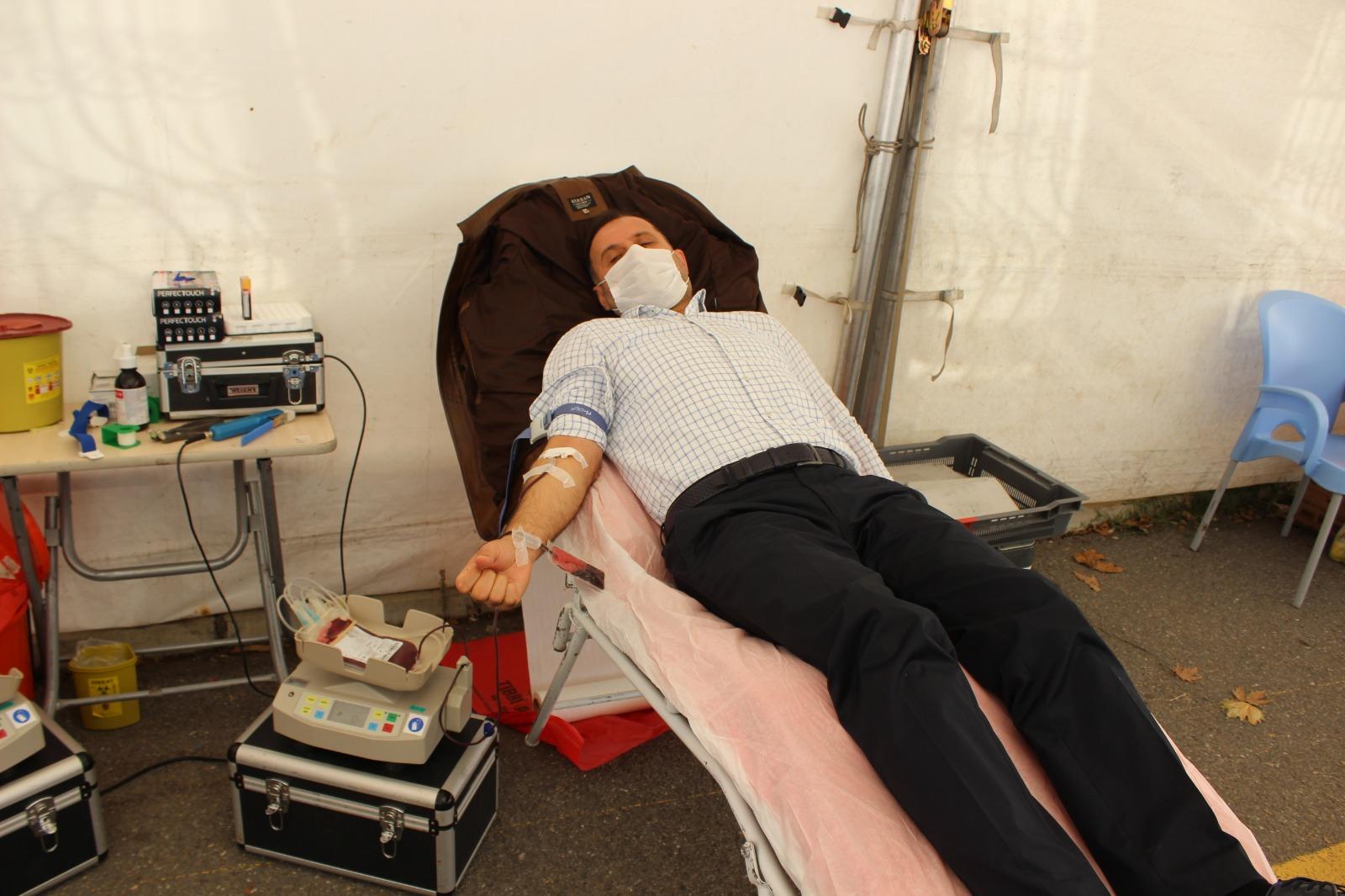 Tuzla Halk Eğitimi Merkezi 7. kan bağışı kampanyasını düzenledi!