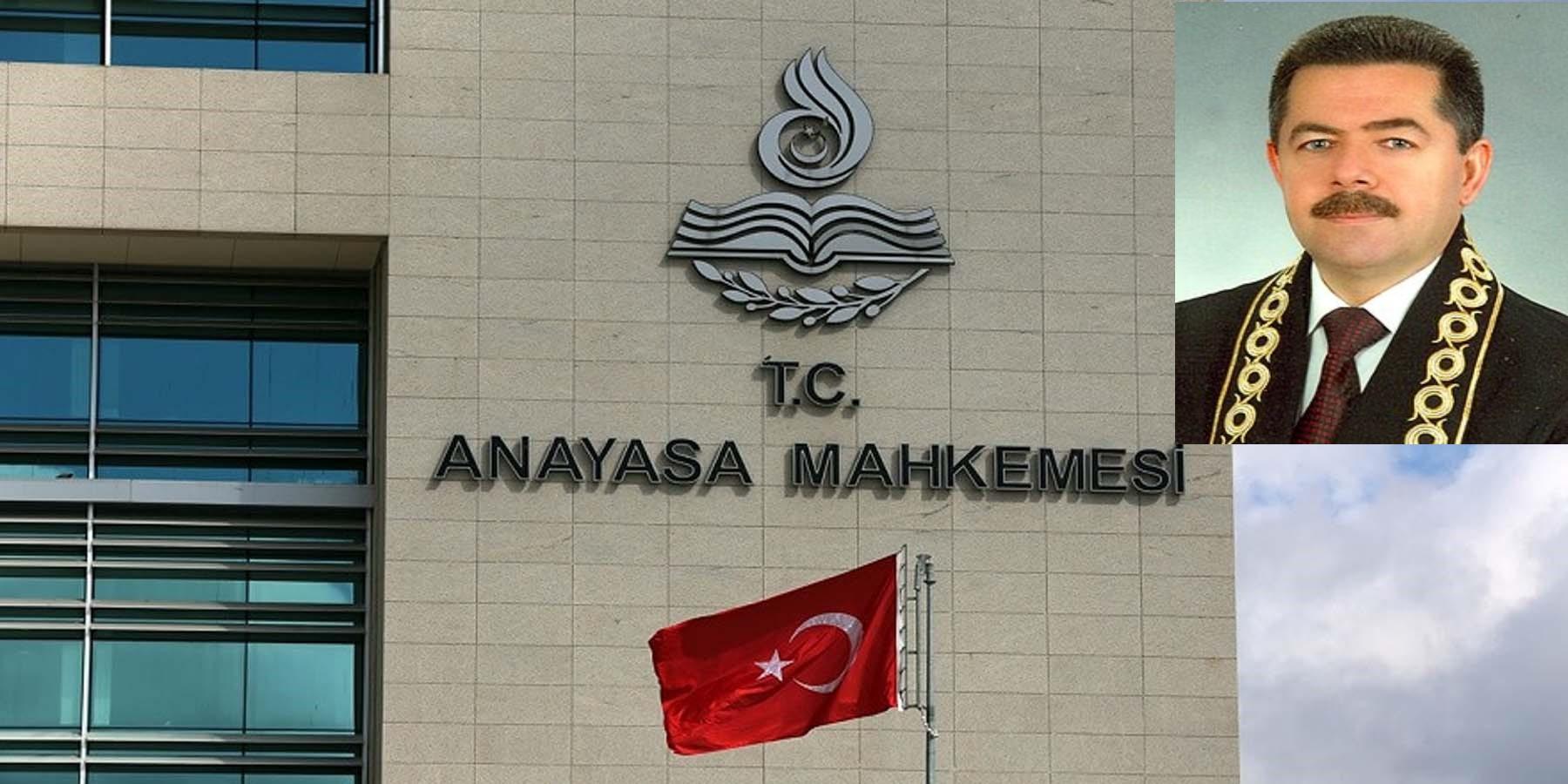 Son dakika... Eski AYM üyesi Erdal Tercan'ın hapis cezasını Yargıtay onadı