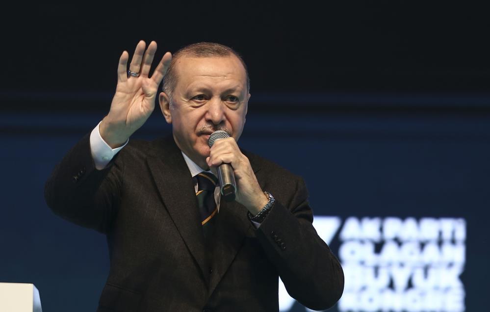 AK Parti'nin 19 yıllık icraatları nelerdir Cumhurbaşkanı Recep Tayyip Erdoğan açıkladı