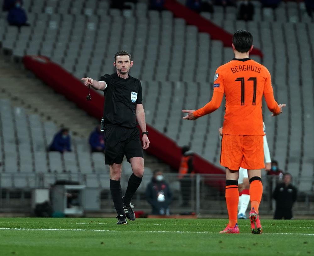 Türkiye 4 - 2 Hollanda   MAÇ SONUCU