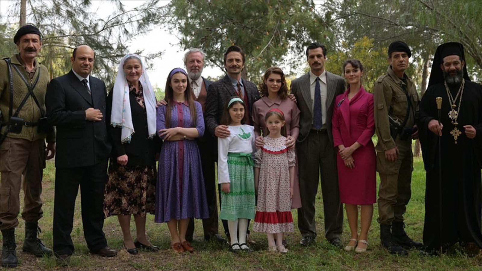 Bir Zamanlar Kıbrıs 1. bölüm full izle |TRT 1 Bir Zamanlar Kıbrıs ilk bölüm full izle