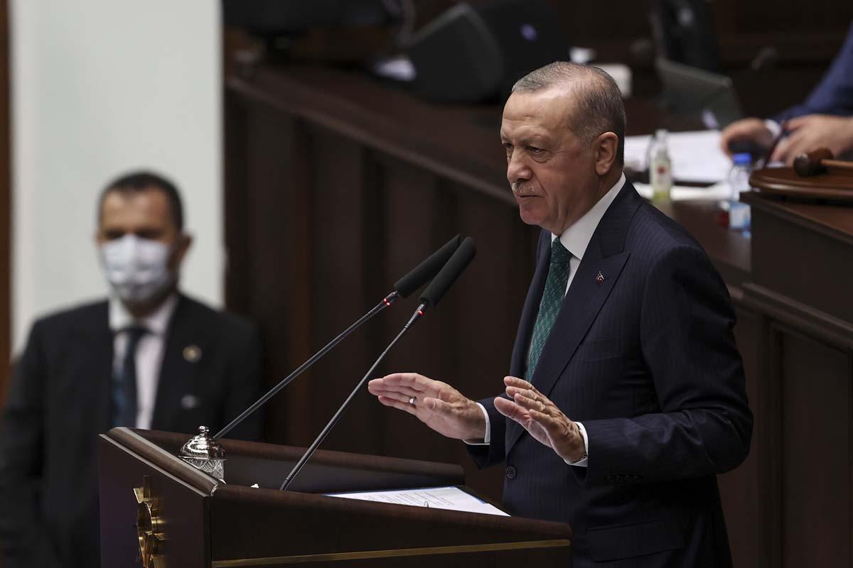 Cumhurbaşkanı Erdoğan'dan Kılıçdaroğlu'na: Kaçacaksın, biz kovalayacağız
