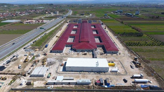 Türkiye Arnavutluk'a verdiği sözü tuttu: Hastanenin inşaatı tamamlandı