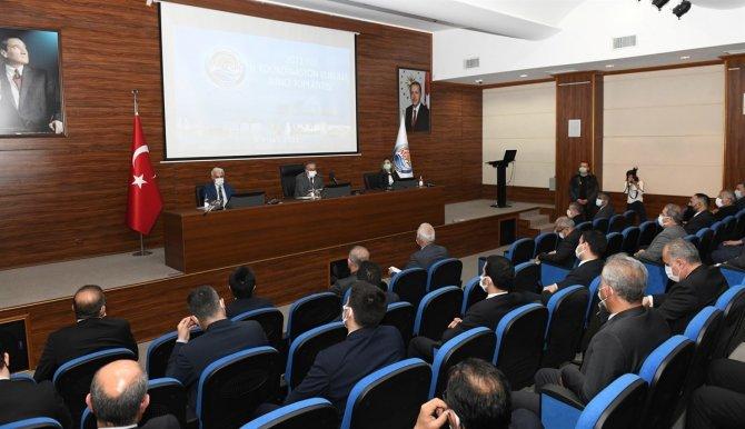 Vali açıkladı: Mersin'de 23 milyar liralık yatırım projeleri