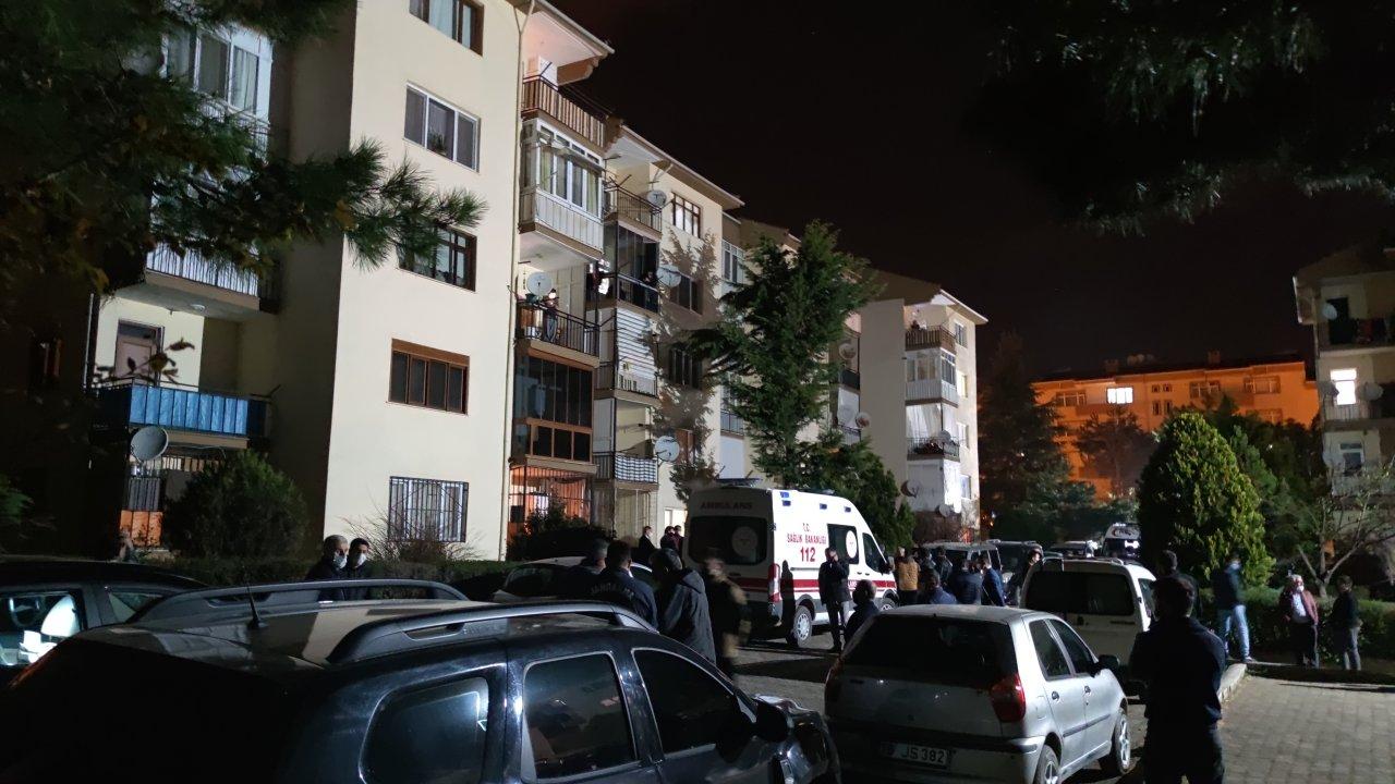 Zeytin Dalı Harekat bölgesindeki saldırıda şehit olan uzman çavuşGökhan Çakır'ın ailesine şehadet haberi ulaştı