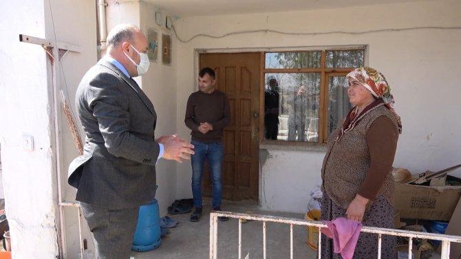 Bahşılı'da Ramazan'ın yaklaşmasının ardından bin aileye yağ ve un dağıtıldı