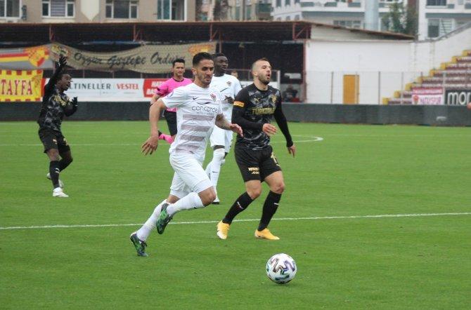 Süper Lig'te Hatayspor-Göztepe maçı, Göztepe'nin üstünlüğü ile sona erdi: 3-2